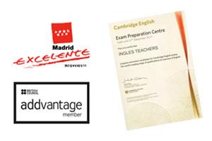 Certificaciones Teachers